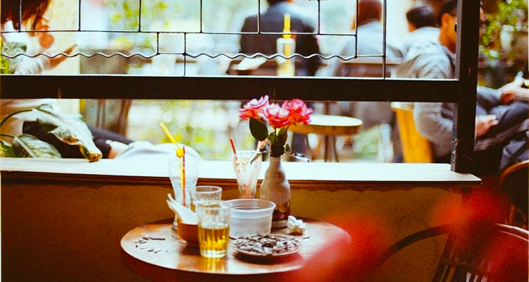 Xoan Cafe - cà phê dịp lễ 2/9 tĩnh lặng