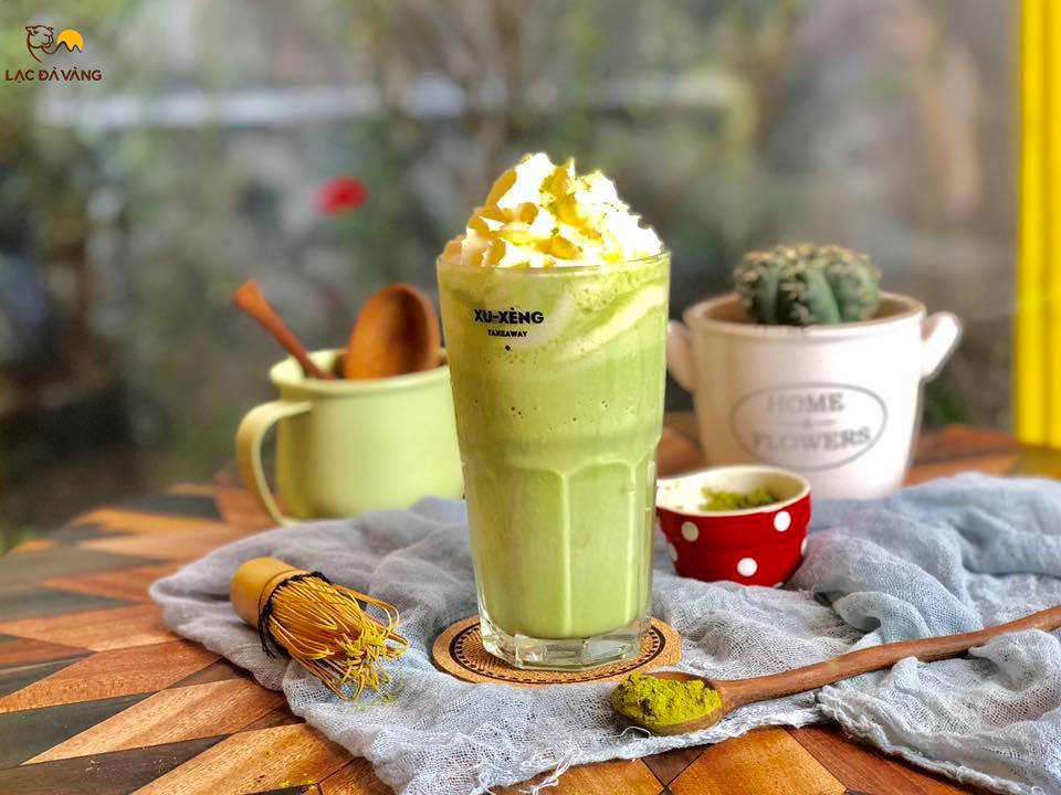 Matcha tại Xu Xèng Coffee