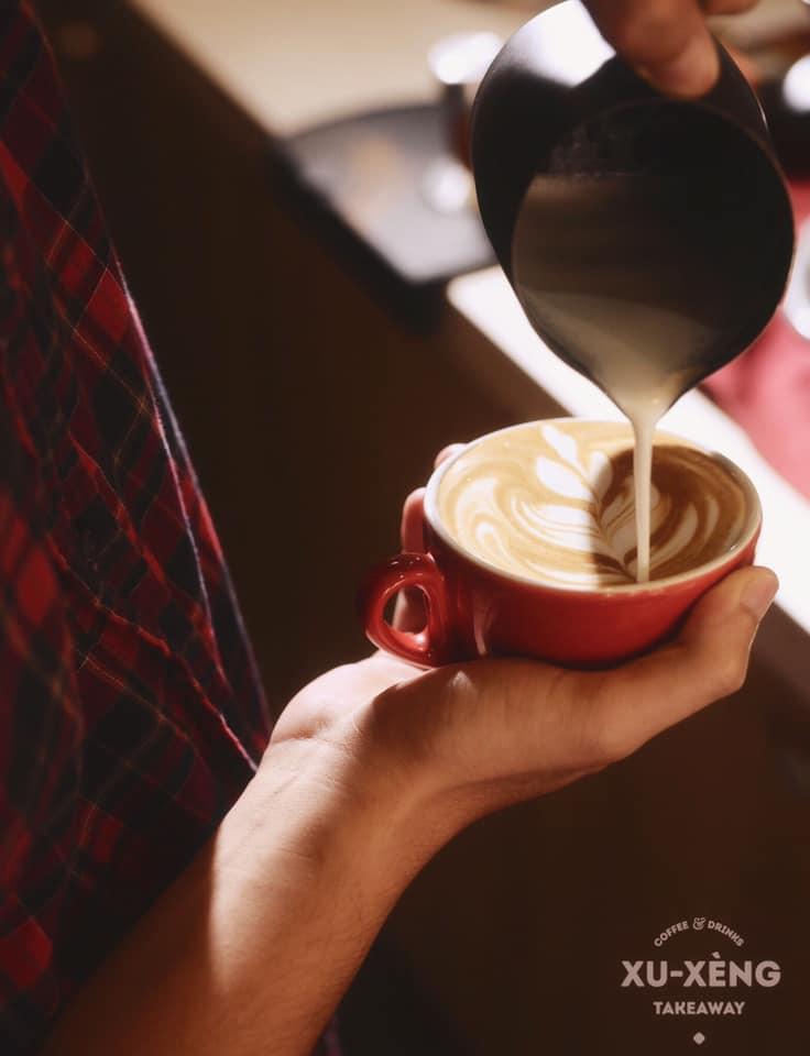 Cà phê tại Xu Xèng Coffee