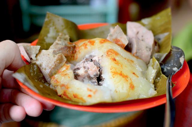 Bánh giò - Món ăn ngon mùa thu Hà Nội
