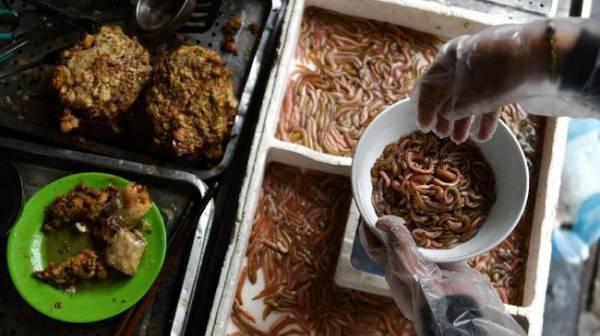 Chả rười - Món ăn ngon mùa thu Hà Nội