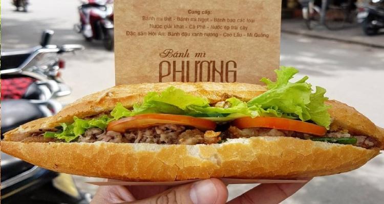 Bánh mì Phượng là tiệm bánh mì ngon nổi tiếng không chỉ ở Hội An mà còn ở trên thế giới. Gõ từ khóa