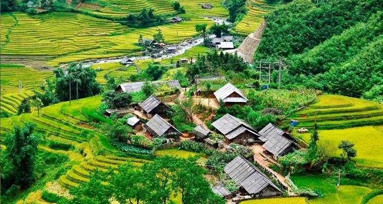 Cung đường phượt Bát Xát Lào Cai có gì