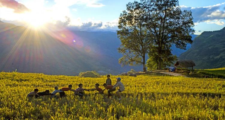 Cung đường phượt Bát Xát Lào Cai Bản Choản Thèn