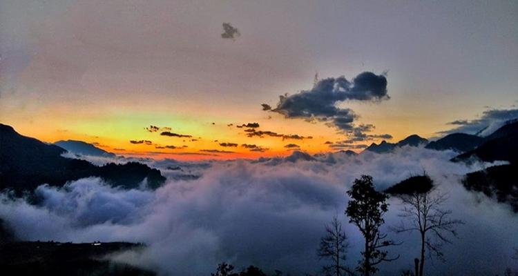 Đỉnh Nhìu Cồ San Lào Cai