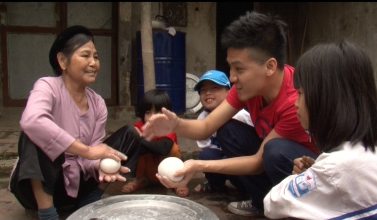 Đặc sản Bắc Ninh - Cháo thái Đình Tổ