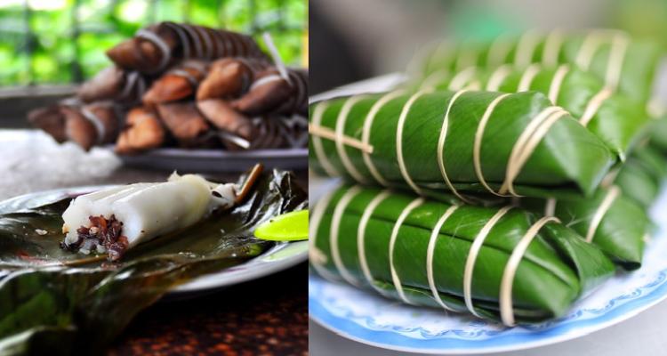 Người dân làng Chờ không biết bánh xuất hiện từ bao giờ, chỉ biết đã từ rất lâu, từ nhà hàng sang trọng đến quán vỉa hè đều bán loại bánh này.