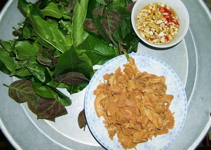 Món thịt lợn muối chua của người Mường ở Hòa Bình được dùng trong các dịp lễ Tết, cưới hỏi, đãi khách quý trong nhà
