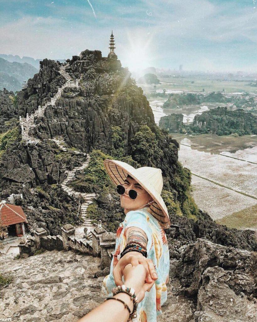Vẻ đẹp của hang Múa Ninh Bình