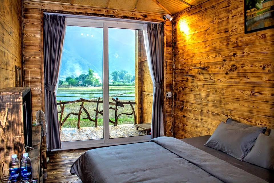 Nếu bạn đang tìm một nơi để vừa nghỉ dưỡng, thư giãn lại có thể sống ảo thì Mai Châu Countryside là một sự lựa chọn hoàn hảo dành cho bạn. Homestay được đánh giá là một trong những homestay Mai Châu tốt nhất.
