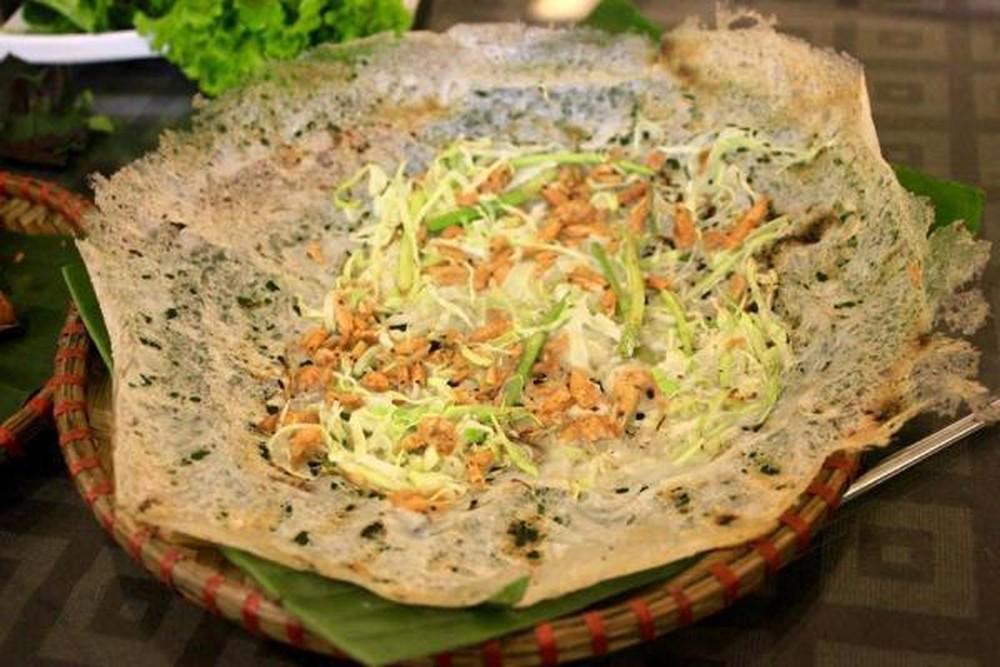 Bánh Khoái Tép - Món ngon Thanh Hoá
