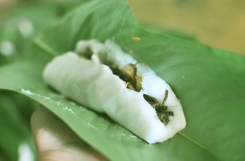 Bánh răng bừa - món ngon Thanh Hoá