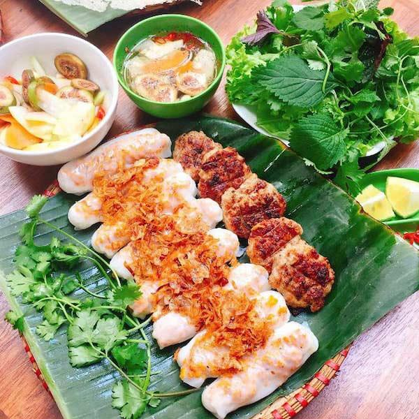 Bánh cuốn Thanh Hoá