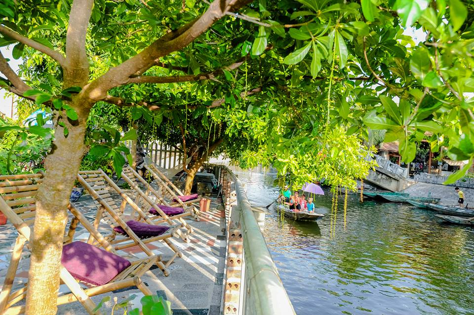 Chỉ một lần thôi là nhớ cả đời, Tam Coc River View Homestay mang đến kỉ niệm khó quên trong lòng các du khách.