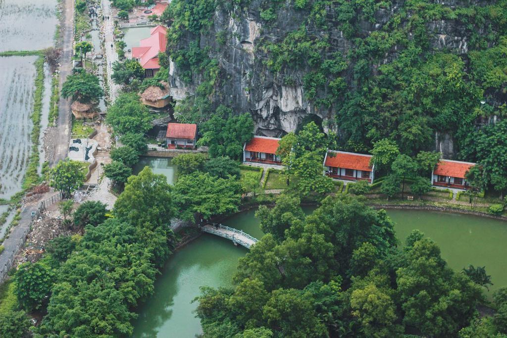 Mua Caves Ecolodge đẹp đến nao lòng