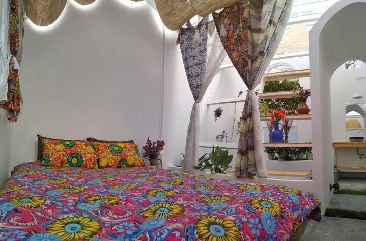 Làng Boho Homestay - Homestay đẹp ở Đà Lạt