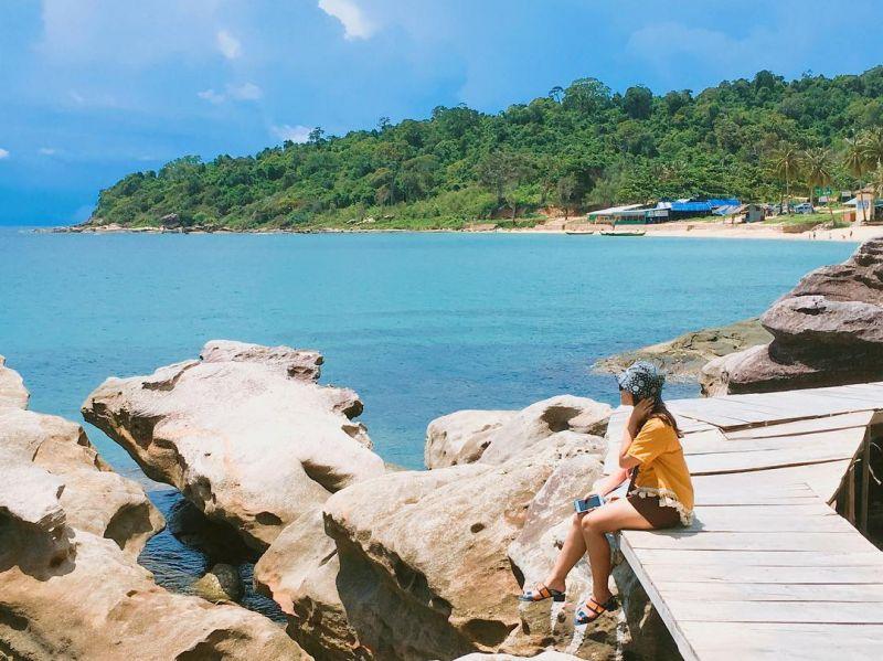Mũi Gành Dầu - địa điểm du lịch đẹp ở Phú Quốc