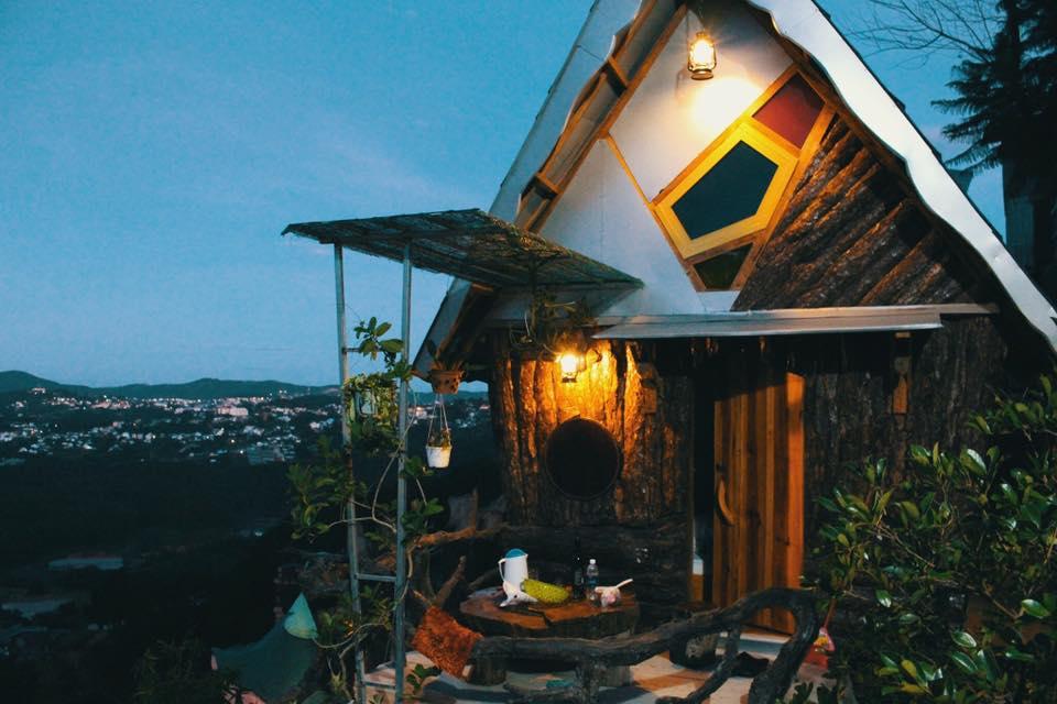 Homestay Nắng Xanh - Homestay đẹp ở Đà Lạt