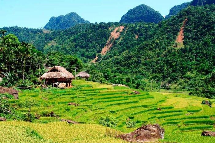 thung lũng Kho Mường