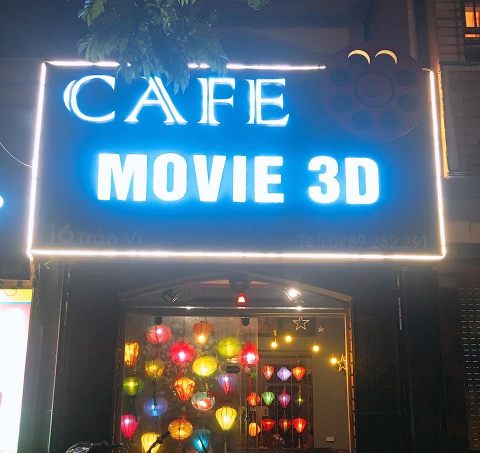 Cafe Movie 3D – Cafe phim 3D Hồ Tùng Mậu