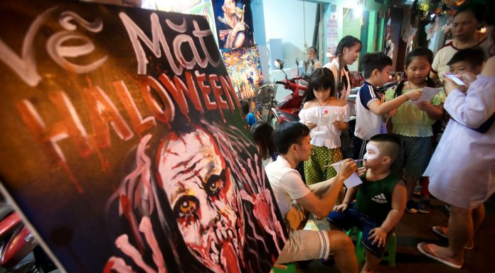 Đi chơi Halloween ở đâu Sài Gòn
