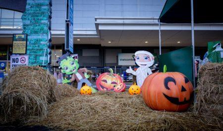 Chơi Halloween ở đâu Sài Gòn - Aeon Mall Tân Phú