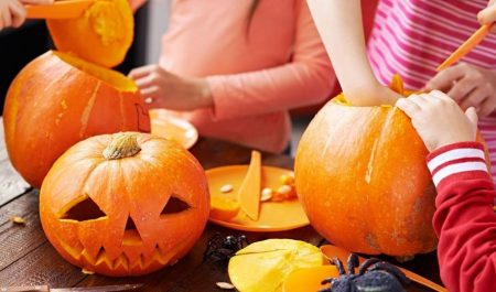 Chơi Halloween ở đâu Sài Gòn - Khu du lịch Văn Thánh