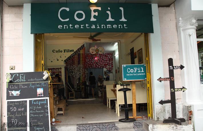 Cafe Phim Hà Nội - Cofil