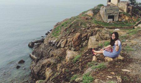 Mũi Nghinh Phong là mũi đất vươn dài nhất ở phía Nam Vũng Tàu có gió thổi quanh năm
