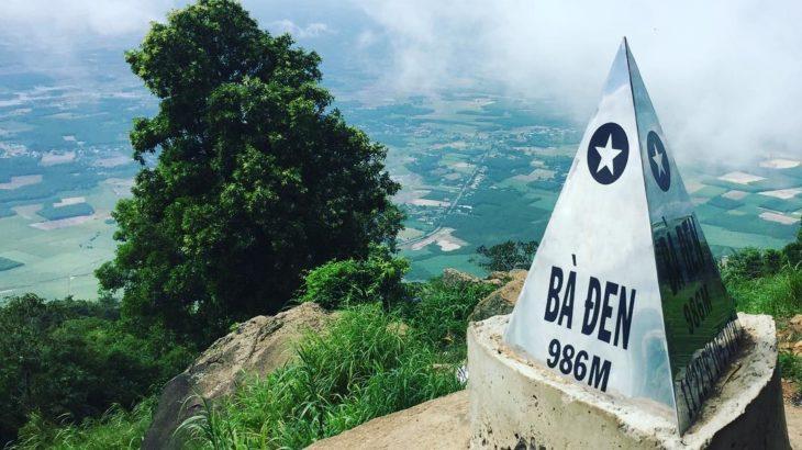 Núi Bà Đen còn gọi là núi Vân Sơn, đây là ngọn núi cao nhất ở Đông Nam Bộ nằm ở xã Thạnh Tây, thành phố Tây Ninh, tỉnh Tây Ninh.