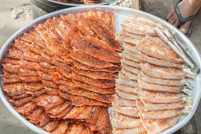 Hải sản khô Phú Quốc - Đặc sản Phú Quốc