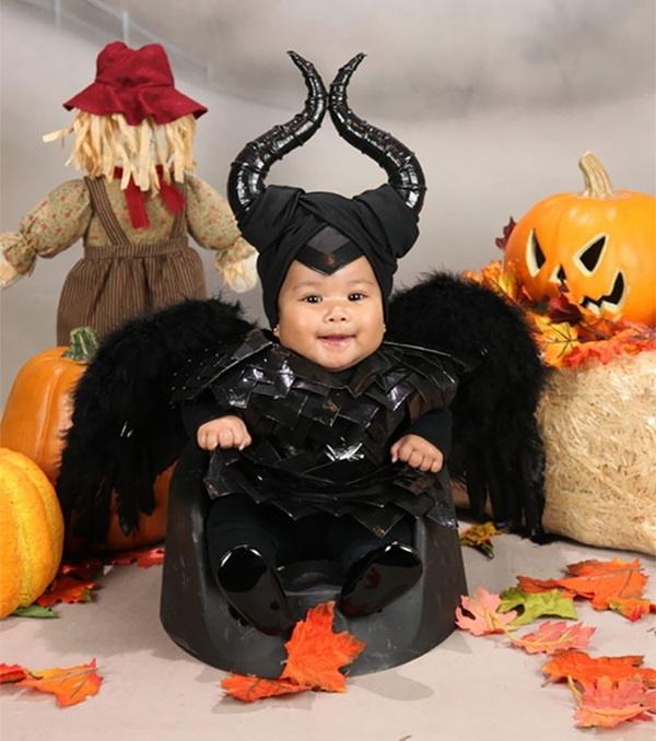 halloween hóa trang tành nhân vật gì cho độc đáo