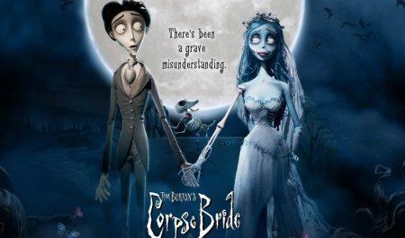 Cô dâu ma là bộ phim hoạt hình kinh dị khá nổi tiếng, đây cũng là một kiểu hóa trang độc đáo trong ngày lễ Halloween.