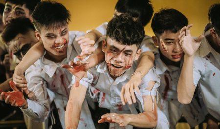 . Zombie là những thây ma, chúng đã đánh mất phần người trong xác, cơ thể chỉ cử động một cách vô thức và luôn thèm khát thịt sống.