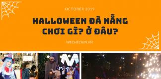 Halloween ở Đà Nẵng