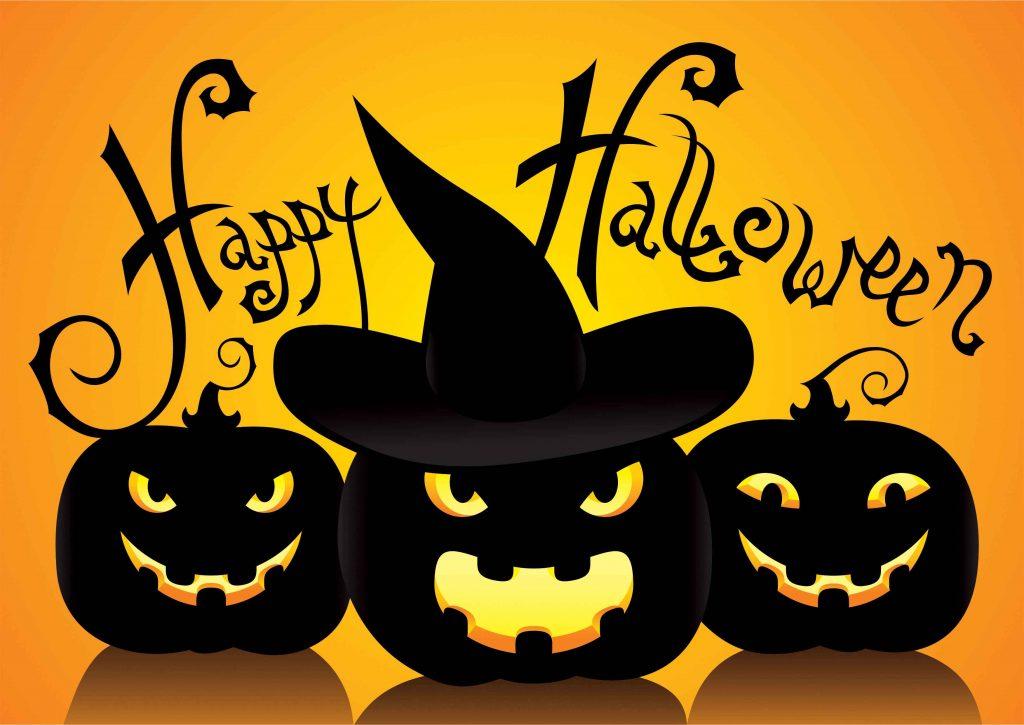 Hoạt động cho ngày Halloween