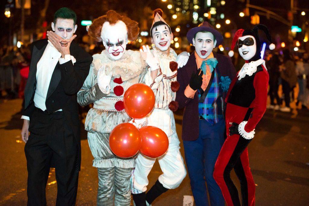 Lễ hội trong ngày Halloween