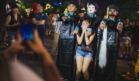 Halloween tại Hà Nội