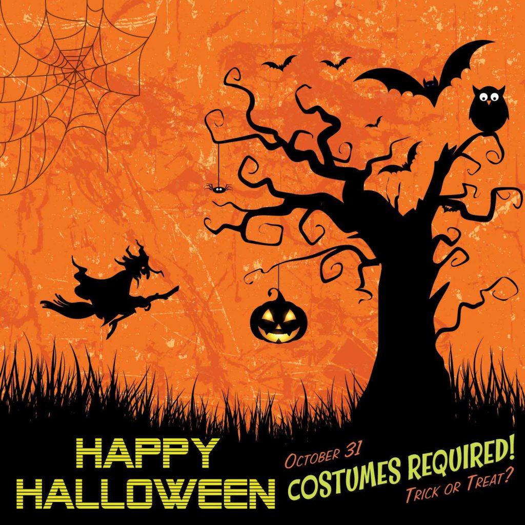 Ý tưởng tổ chức Halloween tại nhà