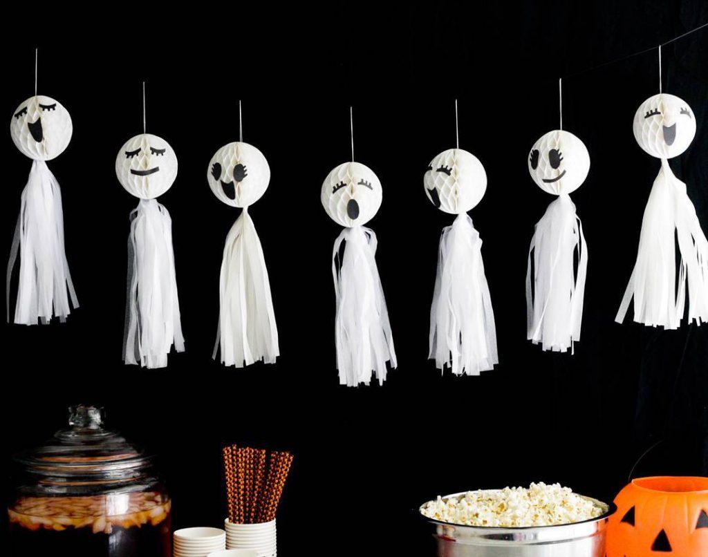 Gợi ý cách trang trí Halloween