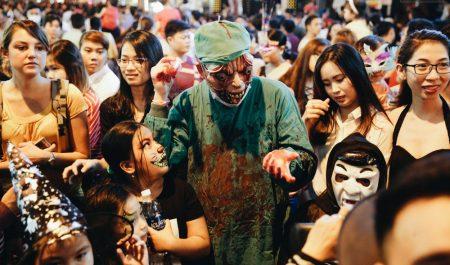 Cách hóa trang ngày Halloween