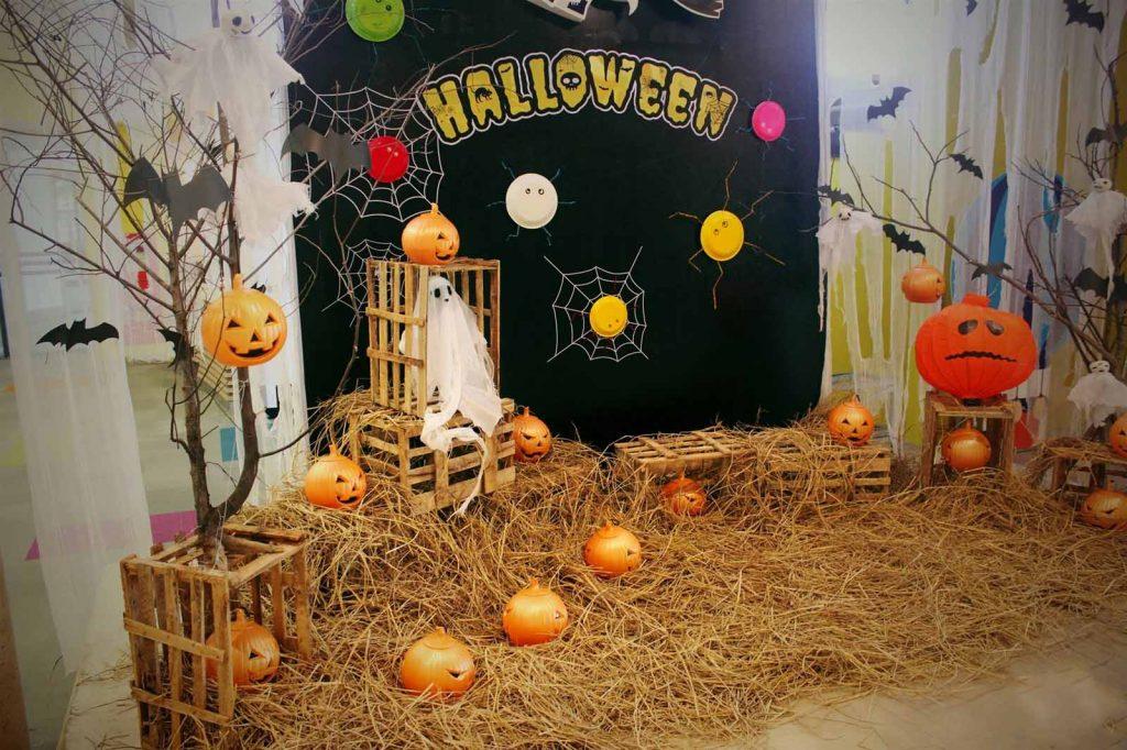 Trò chơi đêm Halloween