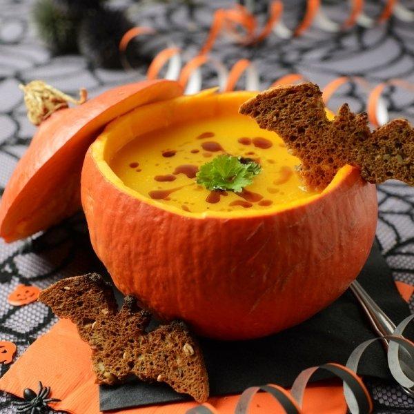 Món ăn ngày Halloween