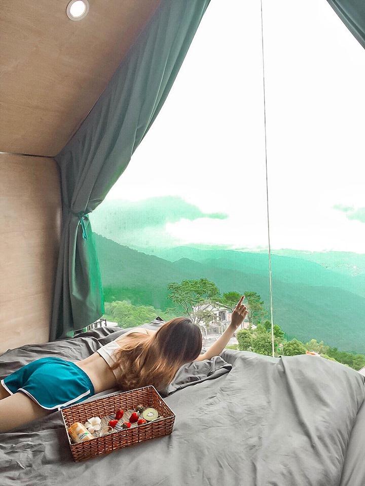 Homestay đẹp Tam Đảo