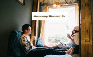 Homestay nhà của Bu Hà Nội