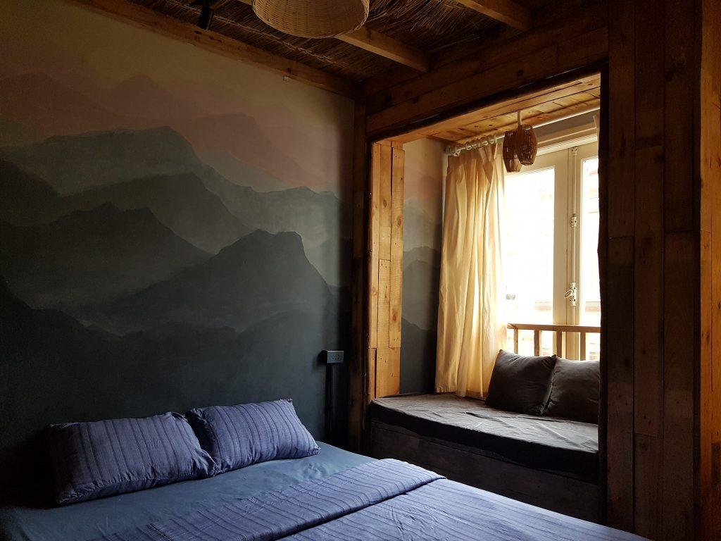 Phòng Núi - cảm xúc rừng Tây Bắc trong lòng Hà Nội