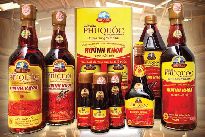 Mắm Phú Quốc - Đặc sản Phú Quốc