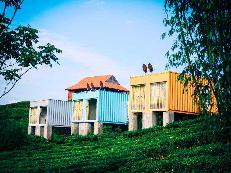 Arena village homestay Mộc Châu là điểm dừng chân quen thuộc của những tâm hồn muốn hòa nhịp với thiên nhiên.