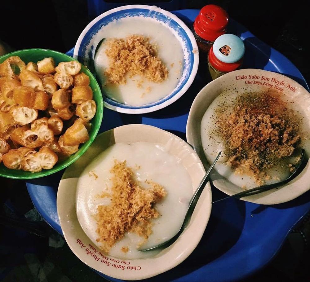 Tổng hợp những quán ăn đêm ở Hà Nội - món ăn dành cho những