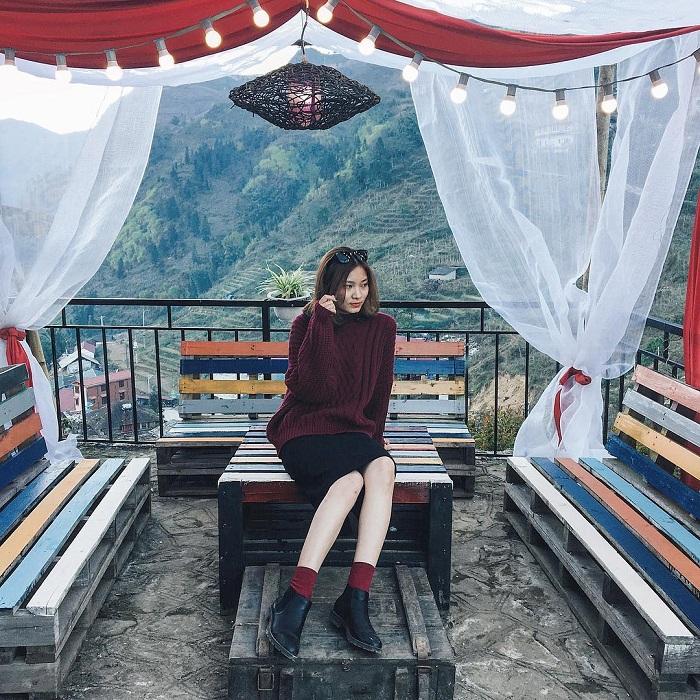 The Haven Sapa Camp Site là một trong những quán cafe view đẹp ở Sapa, đây cũng là một homestay xinh xắn giữa núi rừng Tây Bắc.
